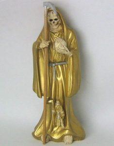 santa-muerte-dorada