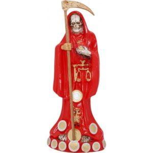 santa-muerte-roja