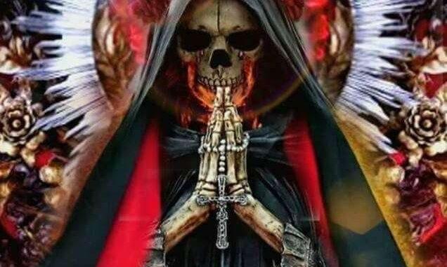 oracion-ala-santa-muerte-roja