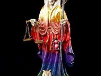 Oracion ala Santa Muerte de los 7 Poderes