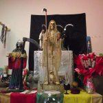 imagenes-de-altares-de-la-santa-muerte